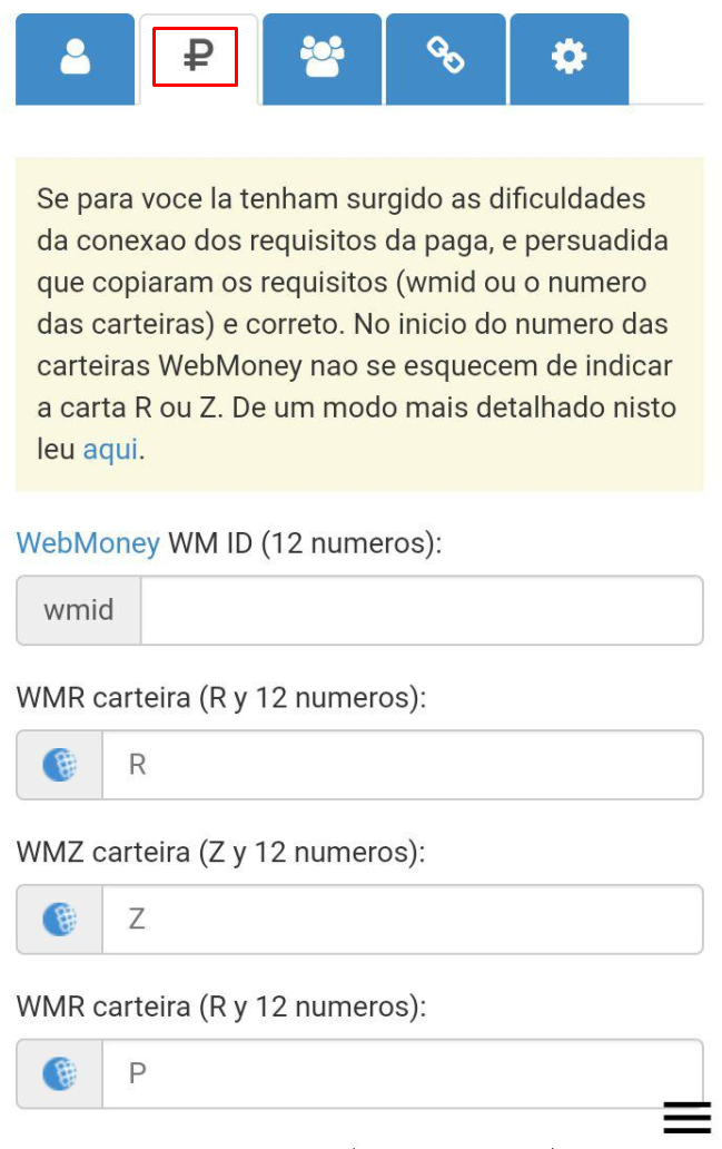 How to earn money in IPweb service